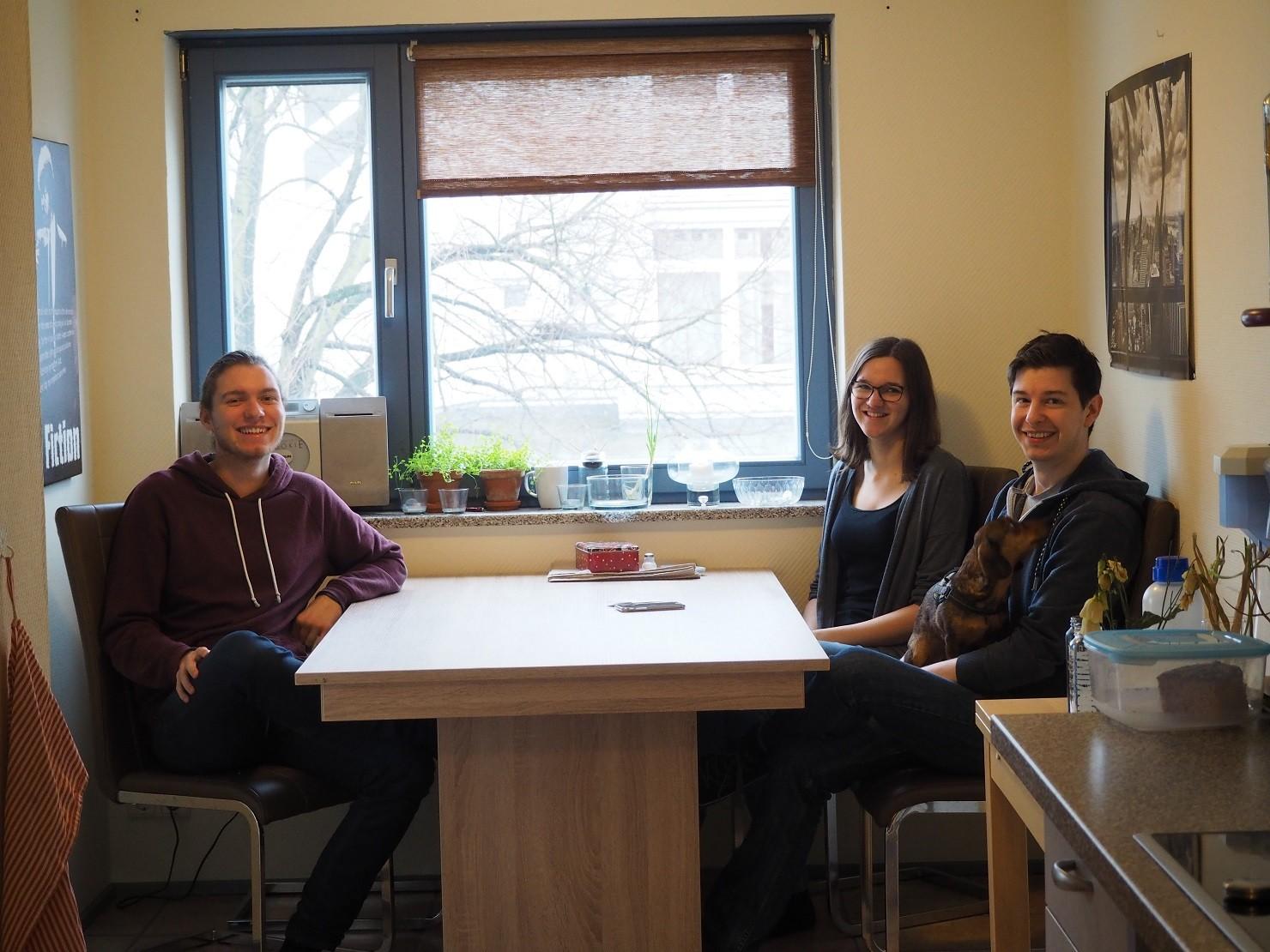 WG-Leben in Bonn Wohnungssuche Studenten